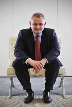 Andrew Moss, Aviva CEO