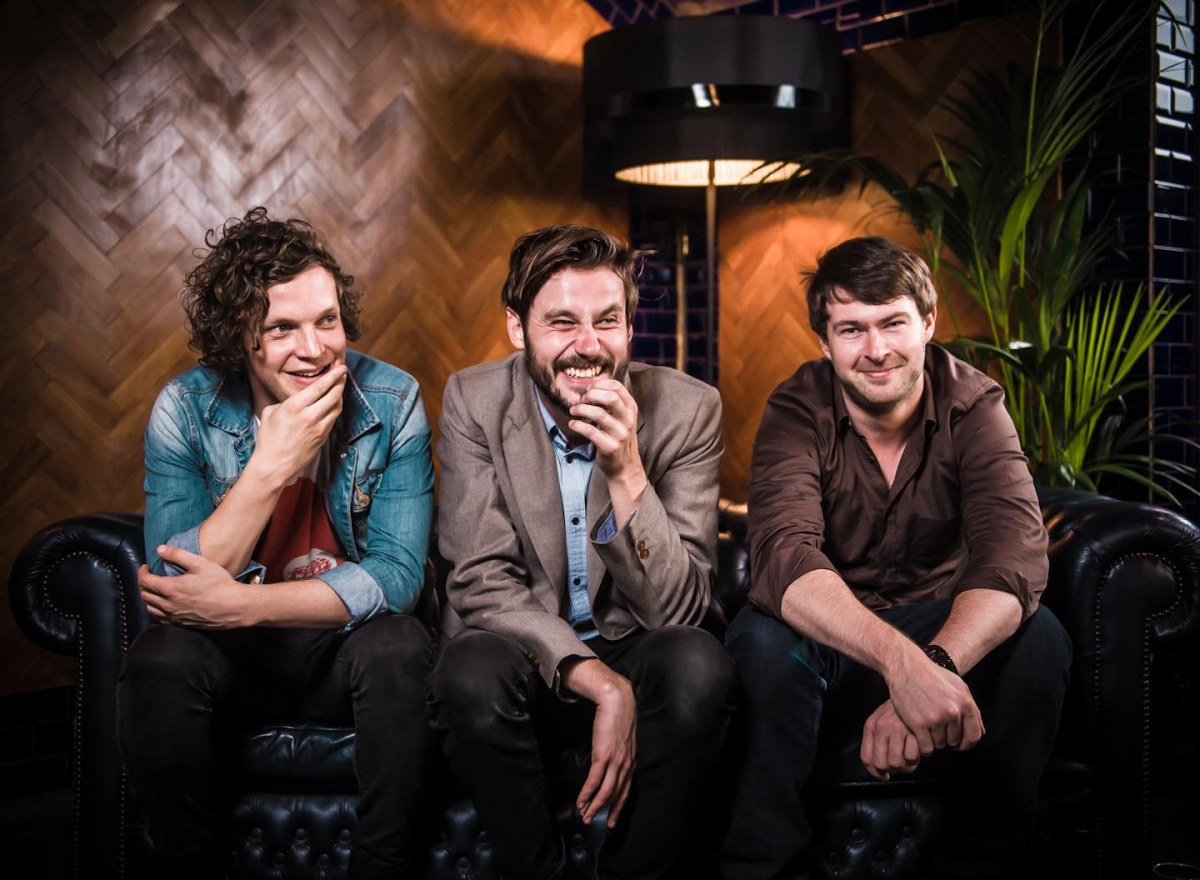 Friendly Fires Photo Shoot