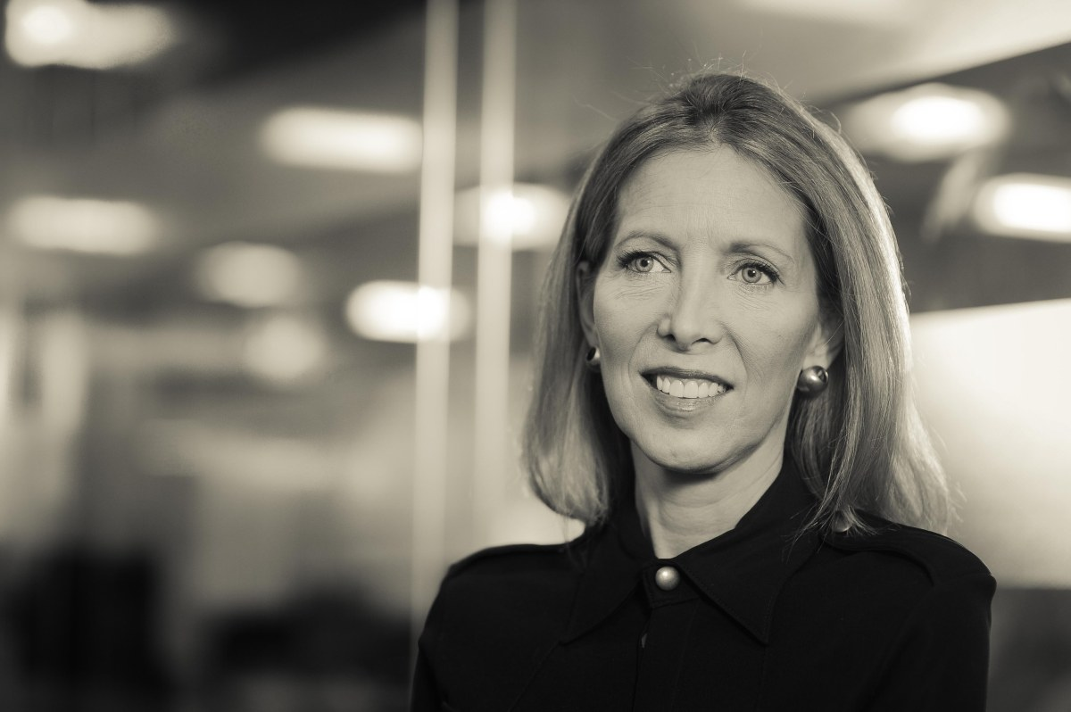Barclaycard CEO Portrait