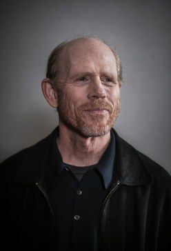 Ron Howard Portrait © DANIEL LEWIS 2013