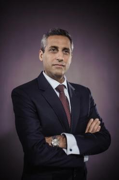 Tushar Morzaria/ Barclays  © Daniel Lewis 2013