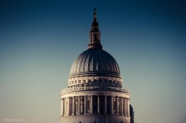 St Paul's Cathedral/ Linley © Daniel Lewis 2013
