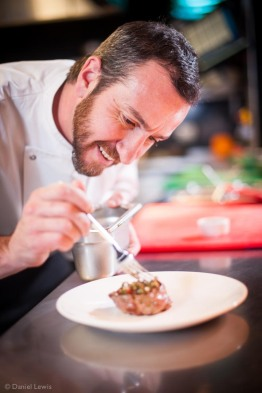 Fernando Larroude, Master Griller at Gaucho. © Daniel Lewis 2013