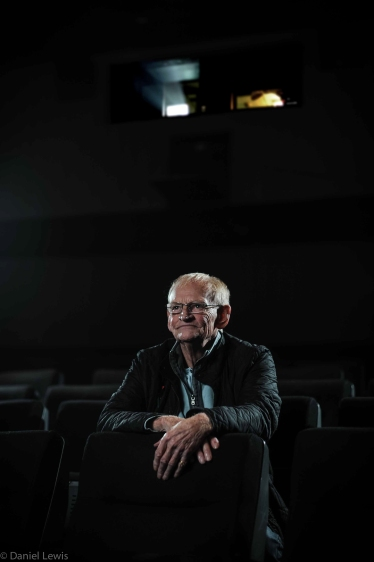 Robert Watts - Film producer/ Vue Cinemas © Daniel Lewis 2013