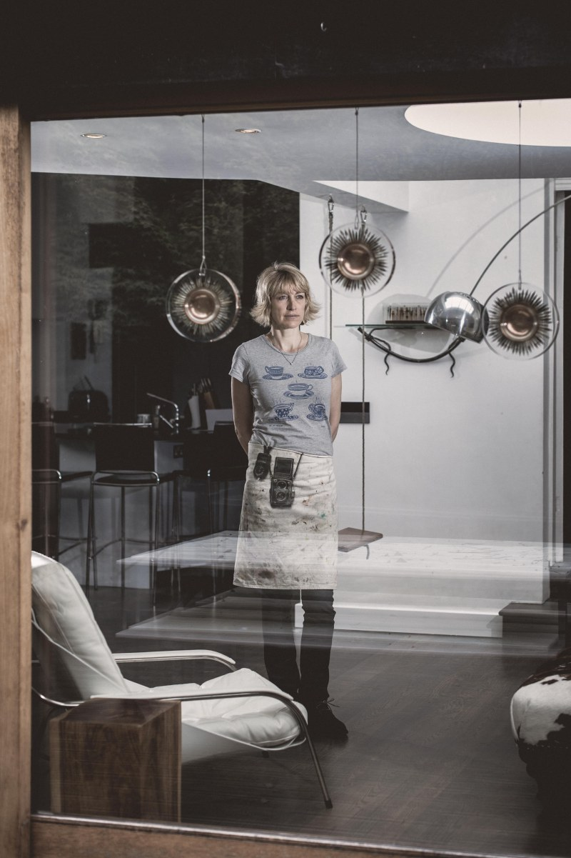 Sophie Marsham, sculptor
